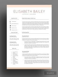 80 Best Resume Ideas Images On Pinterest Professional Resume
