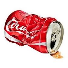 crushed can clipart. image crushed can clipart