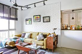 Small Picture 9 chic homes with white brick walls Home Decor Singapore