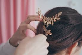 チマチョゴリに合う髪型って最新のヘアスタイルを一挙ご紹介 Depo