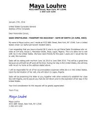 visa letter invitation letter sample for visa usa new letter of invitation for