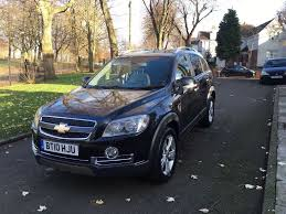 2010 CHEVROLET CAPTIVA LTZ AUTOMATIC 2.0 DIESEL 7 SEATER **HEATED ...