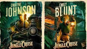 Jungle Cruise: Zwei neue Trailer und Charakterposter