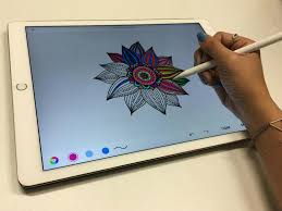 Drawing On Ipad Pro The Best Ipad Pro Art Therapy Apps For People Who Cant Draw
