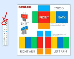 How To Make Clothing In Roblox Roblox Clothes Maker Beautiful Shirt Template Best Of Templatevideos