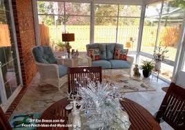 horizontal sliding eze breeze screen porch windows on 3 season room