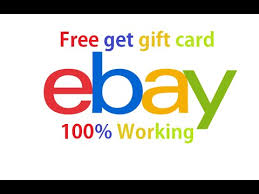 how to get free ebay gift cards no surveys 100 working 2018