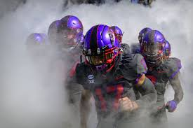 College football 's 2021 season officially kicks off on saturday, aug. Good Morning College Football Ou Tcu Gets 11 00am Start Frogs O War
