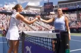 Tennis star Aryna Sabalenka 'lost my ...