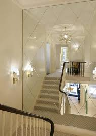 vibrant wall mirror panels floor to ceiling antiqued glass and art best walls ideas on design