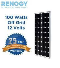 watt solar panel 100 watt solar panel