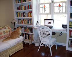 decorating small home office. Nice Home Library Office Design Ideas Small Designs  Bookshelves For Decorating Spaces Decorating Small Home Office L