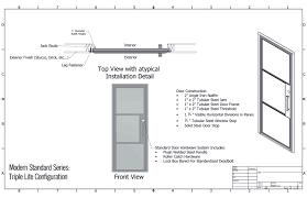 transcendent standard door door widths standard garage door sizes