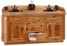 rustic bathroom double vanities. Wonderful Rustic Rustic Bathroom Double Vanities Simple Vanities  Legion 60 Inch Sink  E And Rustic Bathroom Double Vanities C
