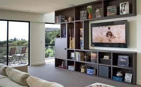 Family Room TV room wall in modern living room - 15 Inspiring Examples