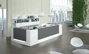 office receptionist desk. Front Reception Desk Counter Height Large Size Of Office Standing . Receptionist