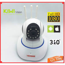 Camera Wifi IP Yoosee 3 râu 2.0 đàm thoại hai chiều giám sát ngày đêm trong  nhà chính hãng 279,000đ