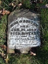 John Wesley Burton (1829-1889) - Find A Grave Memorial