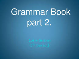 Find and follow posts tagged spanish life on tumblr. Spanish Grammar Book 2