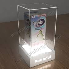 Illuminated Display Stand Acrylic Illuminated Display Stand For Bottle Buy Led Acrylic 2