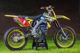 2018 suzuki motocross. beautiful suzuki justin hill rmz450 suzuki and 2018 suzuki motocross l