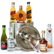 hennessy gift basket ideas lamoureph jpg 1018x1018 mens liquor baskets