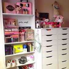 makeup organization makeup storage glam room storage area beauty room reading room dream bedroom dream rooms things