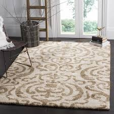 safavieh florida ornate cream beige damask area rug 8 x 10 throughout com rugs remodel 0