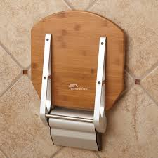dpxe bamboo from wall mounted folding chair source homerises com