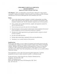 work experience letter format dentist videographer job description gallery of dentist duties and responsibilities