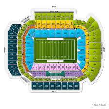 Kyle Field 3d Seating Chart Center Seat Numbers Online Charts Collection