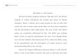dante s inferno gcse religious studies philosophy ethics document image preview