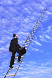 Move Up The Ladder How To Move Up The Ladder Of Success Empowering Your Mind
