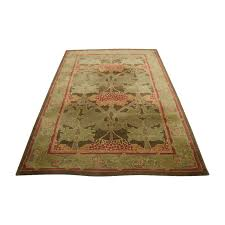 pottery barn multi green rug wool rug pottery barn