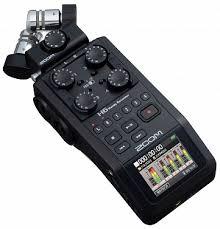 Купить <b>Рекордер ZOOM</b> H6/BLK с бесплатной доставкой по ...
