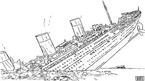 Small Picture Titanic Sinking By UxianXIII On DeviantArt Within Coloring Within