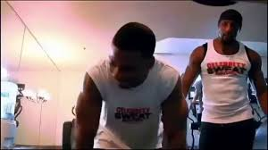 Ray Lewis Takes Nelly To Town On Push Ups  Video DailymotionEvander Holyfield Bench Press
