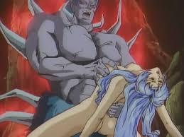 Hentai la blue girl clip