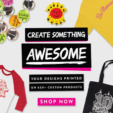Awesome Merchandise | Custom Print, T-Shirts, Badges & much ...