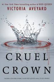 red queen book cover cruel crown red queen novella series by victoria aveyard of red queen