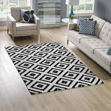 alika abstract diamond trellis 5x8 area rug contemporary modern with rugs plans 0 architecture 5 8
