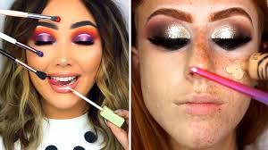 glam makeup videos on insram best makeup tutorials ever asmr glow