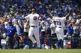 Willson Contreras: Chicago Cubs catcher ...