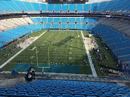 Bank Of America Stadium Section 554 Rateyourseats Com