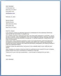cover letter template for nail technician vet tech letters life gallery of cover letter for vet tech