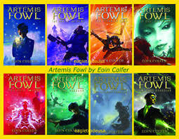 image is loading artemis fowl collection set 1 8 young