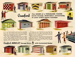vine 1955 garage doors ror ranch homes and colonial homes