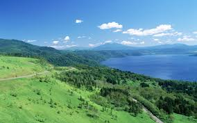 Japan Hokkaido Beautiful Landscape Japan Hokkaido