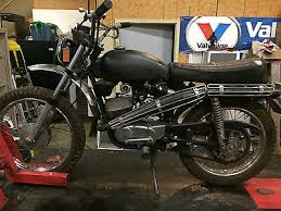 1972 harley 125 motorcycles