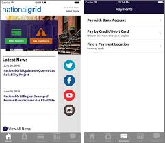 National Grid Customer Service National Grid Provides Self Service Mobile Apps For Us Customers